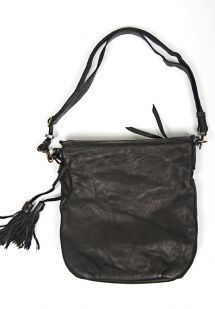 Christian Peau Leather Purse in Black