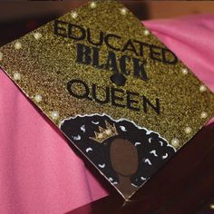 Black graduates did not hold back with bringing the Black Girl Magic and Black Boy Joy to their grad caps this year. From celeb inspired styles to salutes to school spirit, the class of 2017 did not disappoint. College Graduation Pictures, Nursing Graduation, Graduation Diy, High School Graduation, Graduation Quotes, Grad Pics, Graduation Outfits, Graduation Shirts, Graduation Cap Designs