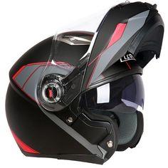 82b002c6c0d11 LS2 FF370 FLIP UP MOTORCYCLE HELMETS
