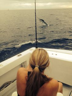 Fishing soothes the soul but no fishing beats the thrill of deep sea fishing. Get me back out on that ocean!