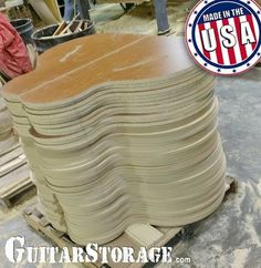 all #guitar #storage racks sold at GuitarStorage.com are made in the USA! #littlepinkhousesforyouandme