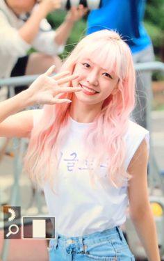 Kpop Girl Groups, Korean Girl Groups, Kpop Girls, My Girl, Cool Girl, Somebody To You, Dragon Family, Yuehua Entertainment, Korean Bands