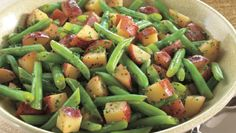 Green Beans and Red Potatoes — Go Red For Women