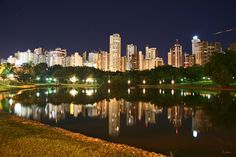 Goiania, GO, Brazil.  The capital of Goias.