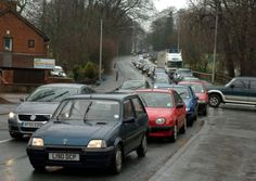 A traffic light fault has been blamed for two days of road chaos at one of Lancashire's most notorious bottlenecks.