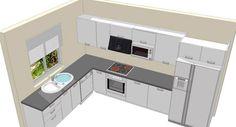 L Shaped Kitchen Ideas | Select Decoration