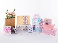 Bu kutular, hediyelerinizi sönük bırakacak kadar iddialı! Bizden söylemesi ;)