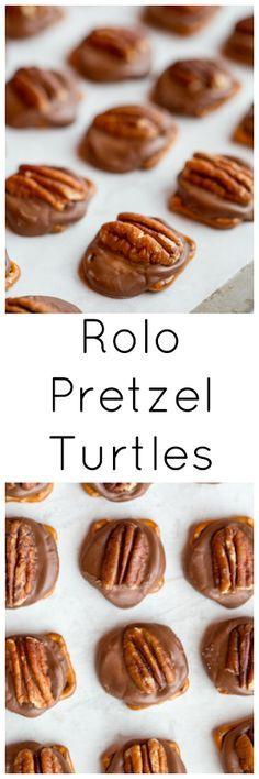 rolo pretzel turtles roll pretzels candy candy candy turtles dandy ...