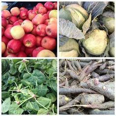 Farmers' Market: fun weekly outing