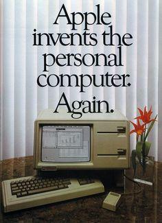 Apple Lisa computer 1983