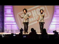 Les Twins | World Hip Hop Dance Finals 2013 | Step x Step - YouTube