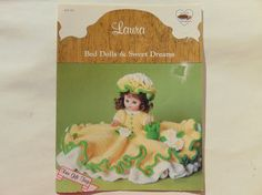 Laura Bed Dolls and Sweet Dreams by Dumplin by TrinasCraftPatterns