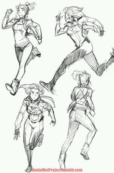 Manga Drawing Techniques Top Tips, Tricks, And Techniques For That Perfect drawing poses drawing reference Manga Drawing Techniques Character Poses, Character Drawing, Character Sketches, Body Drawing, Figure Drawing, Manga Drawing, Comic Drawing, Running Pose, Person Running