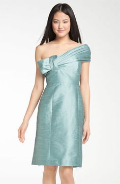 Anna Elyse Bridesmaids Convertible Shantung Dress available at Nordstrom.  This dress can be Special Ordered in additional colors.  Please contact the Wedding Suite at Village of Merrick Park for details.