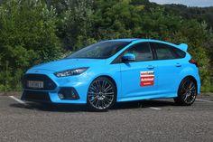 Test mit dem Ford Focus RS - Auf die Plätze, looooos! #News #Motor
