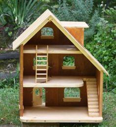 Dolls' house (Carla de Jong)