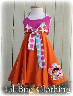 Dora Dress