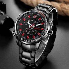 Men's Watches Digital Watches Honest Casio Watch Top Brand Luxury Men Sports Digital Watch Waterproof Complete Calendar Alarm Relogio Masculino Wristwatch Ae-1000w Complete Range Of Articles