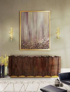 Large Abstract Canvas Art Oil PaintingWall Art Gold Leaf Art Large Wall Art Red Painting Original Artwork Canvas Art by Julia Kotenko Oil Painting Trees, Oil Painting Abstract, House Painting, Painting Art, Metal Tree Wall Art, Large Wall Art, Large Wall Paintings, Large Canvas, Abstract Canvas Art