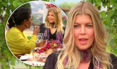 FERGIE INTERVIEW WITH OPRAH ABOUT CRYSTAL METH.