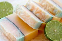 May Chang & Lime artisan soap