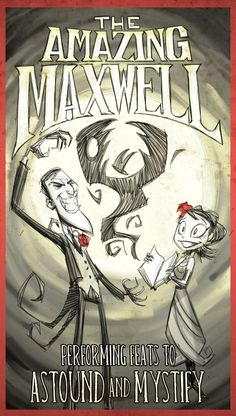 Maxwell & Charlie | Don't Starve