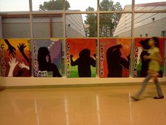 Less Talk, More Art: A middle school art ed blog- art club project
