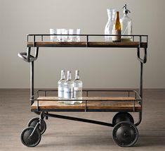 Drink Trundlers: The 20 Best Bar Cart Ideas