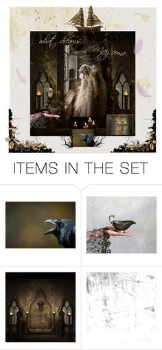 """""""what dreams may come"""" by laughingdog ❤ liked on Polyvore featuring art"""