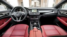2014 Mercedes-Benz CLS63 AMG 4Matic Original Pictures - autoevolution