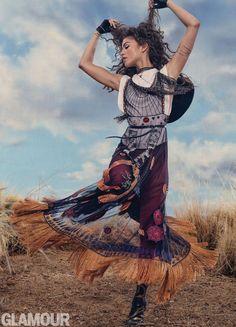 """Zendaya for """"GLAMOUR"""" Magazine November 2017"""
