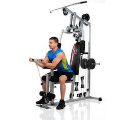 Ebay Fitness Geräte HAMMER Fitnessgerät Kraftstation California XP schwarz/rot/silber%#Quickberater%