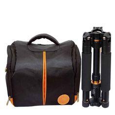 DSLR Camera bag Single shoulder bag For Canon EOS 650D 600D 550D 60D and more DSLR Cameras