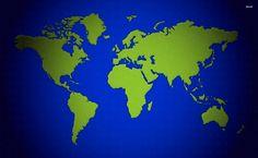 Vibrant world HD Wallpaper