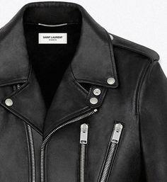 Saint Laurent Leather