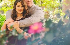 {Curvy Love} North Carolina Garden Love | Connection Photography