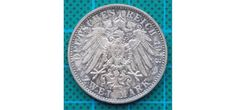 1860 in Frankfurt, Germany saw the minting of this remarkably beautiful one thaler silver coin. the intrinsic design is truly an art work in itself. German Coins, Commemorative Coins, Silver Coins, Silver Quarters