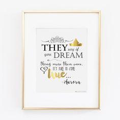 Disney Princess Quote  Princess Aurora  They by alwaysyesterday