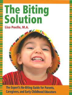 If you've had a child who bit, or if you work with young children who bite or are bitten, you'll appreciate Lisa Poelle's  well-tested advice in this how-to book. Among Parenting Press's best child guidance books!