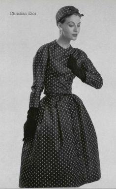 1957 Christian Dior ensemble