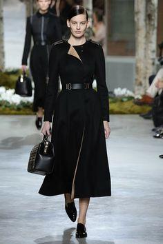 Hugo Boss Fall/Winter 2014 - New York Fashion Week #NYFW