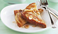 Spoil your mother this Mother's Day by serving our Made-Over French Toast with Spiced Pears recipe for breakfast. This delicious dish is ready in about 30 minutes.