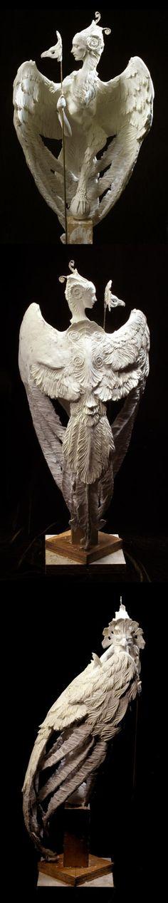 Venetian Harpy, by Forest Rogers