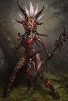 Monster Characters, Fantasy Characters, Female Characters, Foto Fantasy, Fantasy Art, Character Design Cartoon, Character Art, Oshun Goddess, Amazon Echo