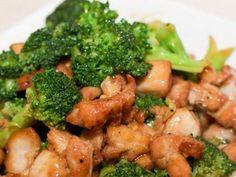 Resep Membuat Ayam Panggang Tumis Brokoli Broccoli, Steak, Chicken Recipes, Vegetables, Cooking, Food, Crafts, Diy, Kitchen