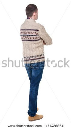 Find back view of man in sweater isolated stock images in HD and millions of other royalty-free stock photos, illustrations and vectors in the Shutterstock collection. Thousands of new, high-quality pictures added every day. Cover Design, Vectors, Royalty Free Stock Photos, Men Sweater, Book, Sweaters, Pictures, Image, Ideas