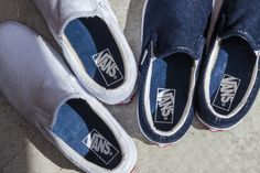 "Vans Slip-On ""ZOZOTOWN"" BILLY'S Exclusives 