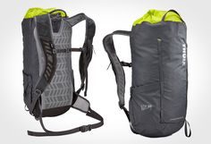 Take the day-hike by storm with the Thule Stir Backpack. Not for the gym, nor the commute to work (even though that's where it will end up) the Stir backpack was specifically designed to improve co… Commute To Work, Fashion Backpack, Backpacks, Lifestyle, Trek, Hardware, Bags, Construction, Camping