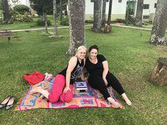 Hoje a nossa sessão foi ao ar livre num santuário aos cantos dos pássaros. Quero parabenizar a minha coachee que viajou 200 km só para ter uma sessão presencial comigo e foi muito especial. 👏👏👏👏👏 Aline por sua dedicação! 🌹💋