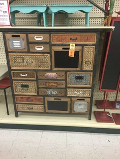 Hobby Lobby Dresser For DVD/BluRay Storage